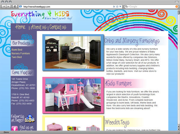 SPECIAL FEATURES Online store