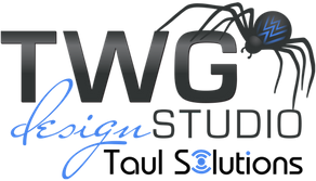 TWG Design Studio Custom Website Design